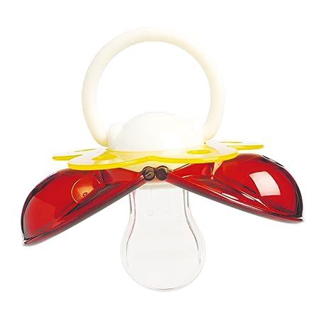 dBb Remond - Chupete, color rojo: Amazon.es: Bebé