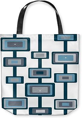 Happy Town DiaNoche Designs Tote Shoulder Bags by Dora Ficher