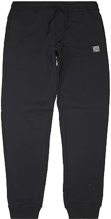 342a663e37 Stone Island Jogging Pants Navy Blue (L): Amazon.co.uk: Clothing