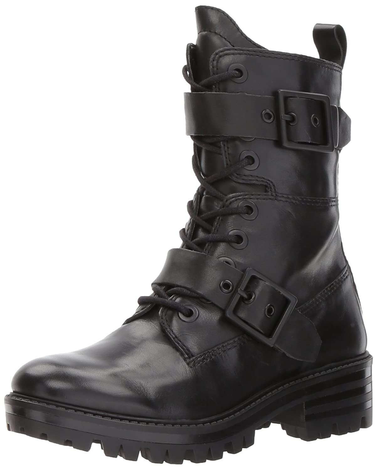 kendall-+-kylie-womens-eliya-combat-boot by kendall-+-kylie