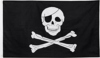 drapeau tête de mort 10