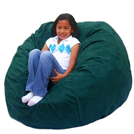 Cozy Sack 3 Feet Bean Bag Chair Medium Hunter