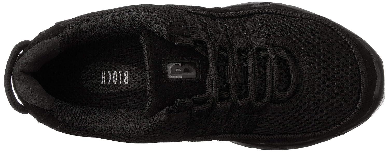 Bloch Womens Boost Mesh Sneaker Dance Sneaker,Black,7.5 X Medium US