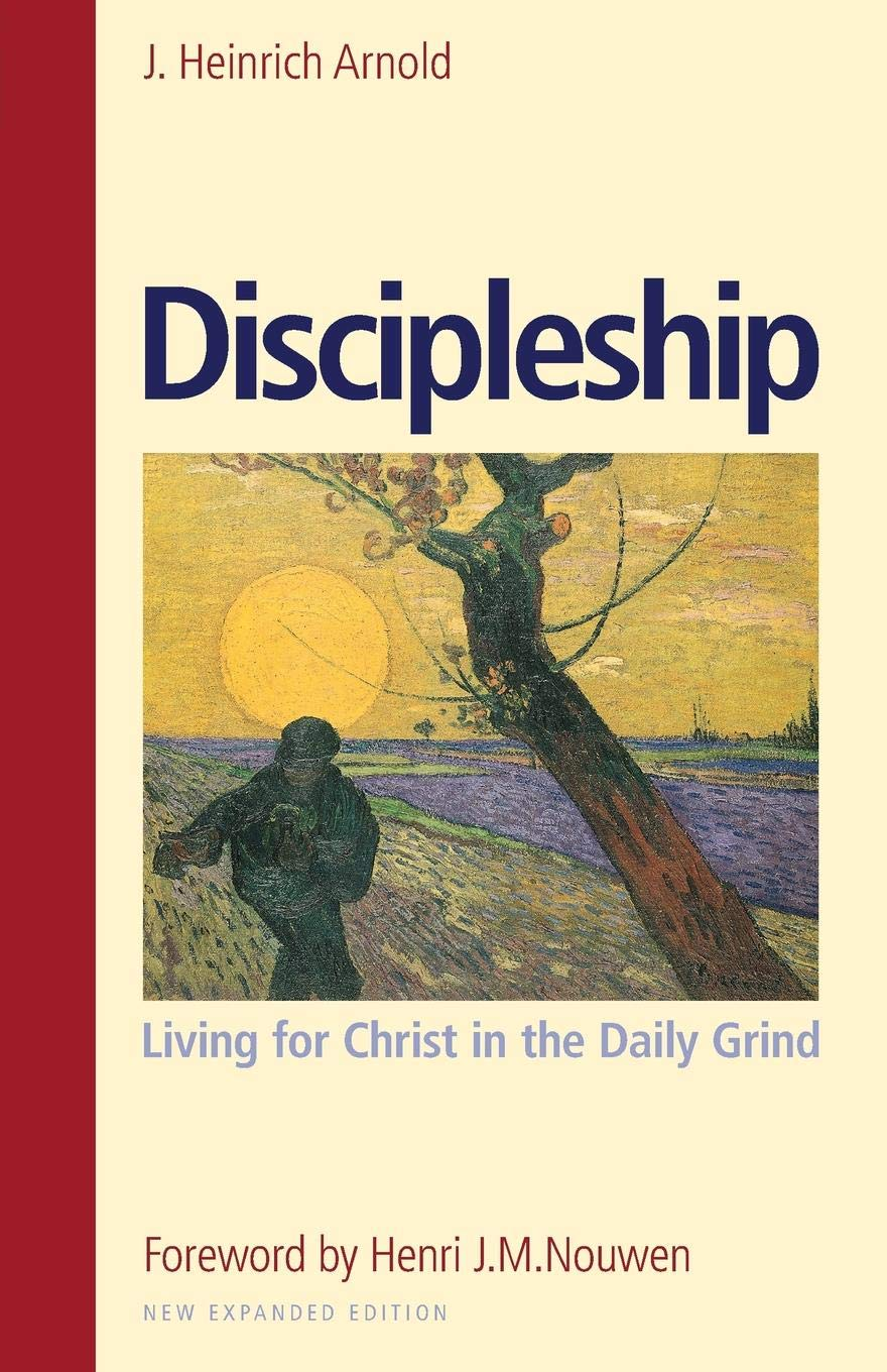 Discipleship: Living for Christ in the Daily Grind pdf