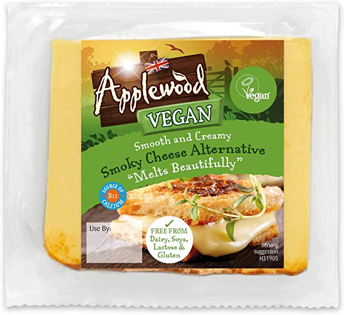 Applewood Vegan ahumado queso Alternativa 1x200g
