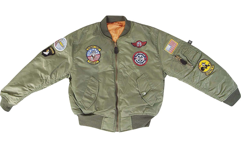 Us Army Flight Jacket - Coat Nj