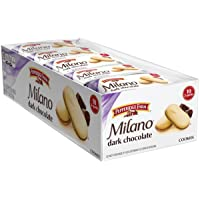 Deals on 2-Ct Pepperidge Farm Milano Cookies, Dark Chocolate 10-Pack