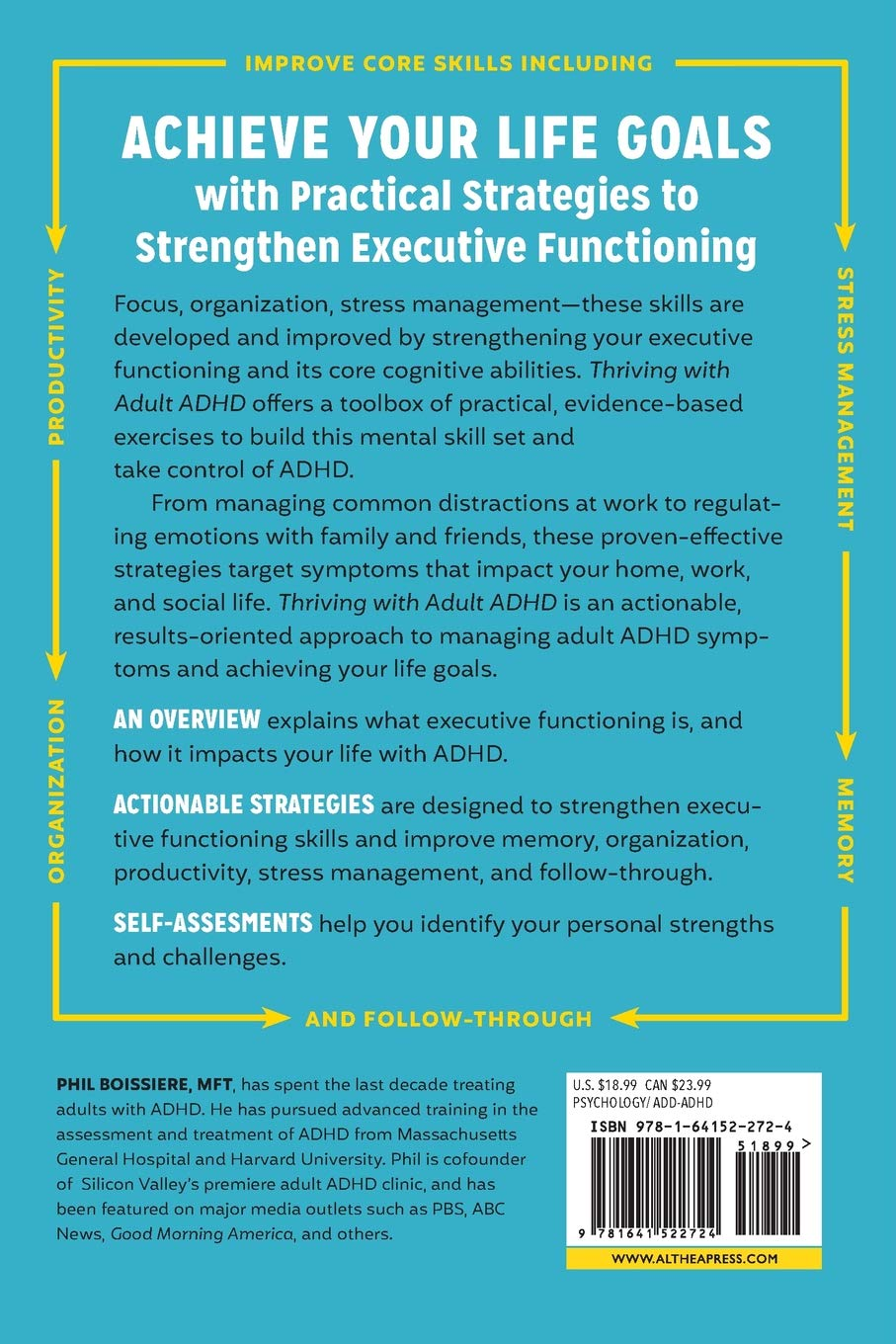 Strengthening Executive Function >> Thriving With Adult Adhd Skills To Strengthen Executive Functioning