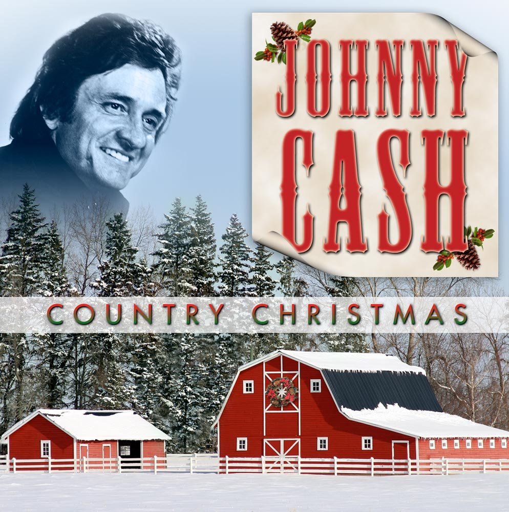 Johnny Cash - Country Christmas (Limited Collector\'s Edition ...