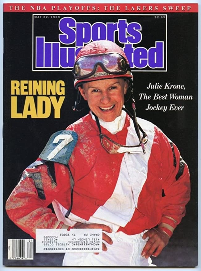 1963 : Julie Krone, The Best Woman Jockey Ever