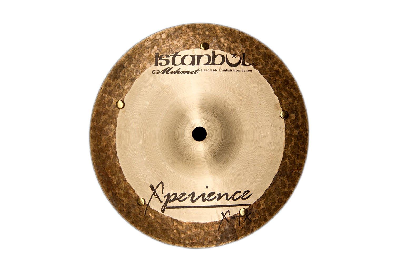 Istanbul Mehmet Cymbals X-Perience Series Series X-Jazz X-Perience Mini B00KBUHM32 Bell Splash Cymbals XXFX-BL (9