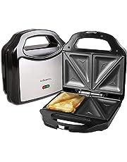 Aigostar - Sandwichera de 700 watios, Libre BPA.
