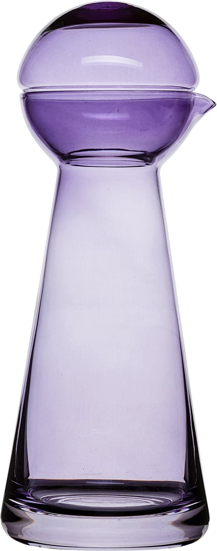 Sagaform 5016485 Birdie Carafe, Small, Purple Sagaform Inc