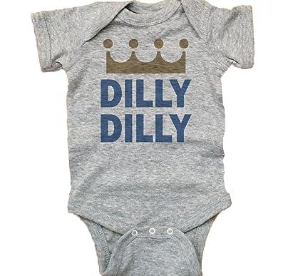 Amazon Com Good Time Threads Kc Dilly Dilly Baby Shirt Kansas