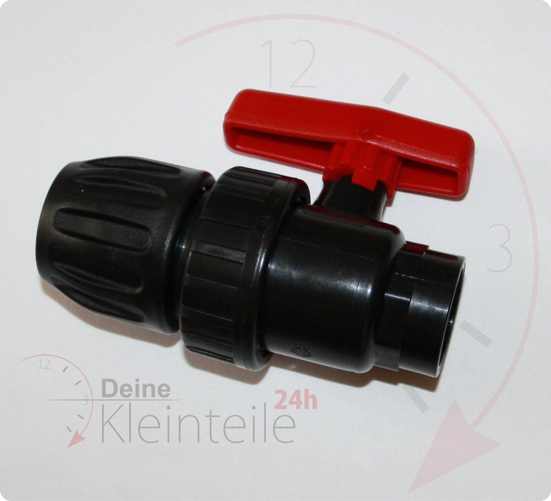 PE Rohr PP Rohr Verschraubung Klemmverbinder Kugelhahn Fitting Muffe