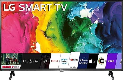 43 inches LED TV LG Full HD LED Smart TV 43LM5650PTA (Ceramic Black) (2020 Model)