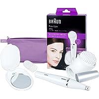 Braun FaceSpa 830 (Japan-Edition) Gesichtsreinigungsbürste und -epilierer mit Spiegel