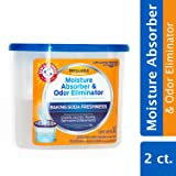 Arm & Hammer AH Refillable Tub 2-14 OZ Amazon