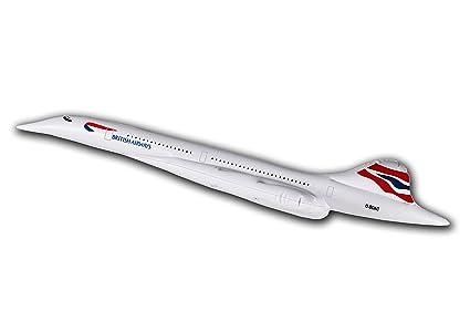 Amazon.com: Hinchable avión/avión Concorde estilo 23.6 inch ...