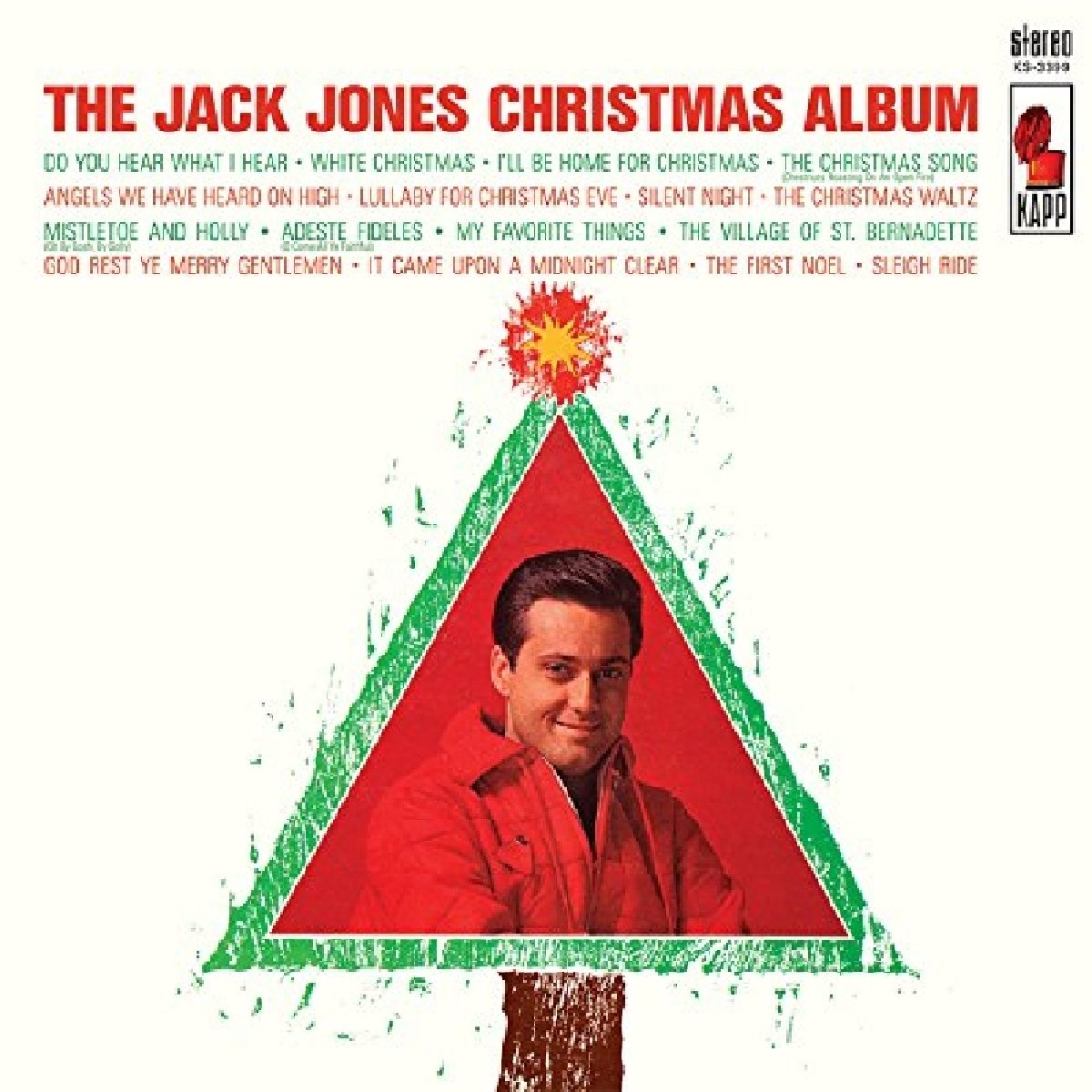 Jack Jones - The Jack Jones Christmas Album - Amazon.com Music
