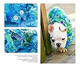 MaruPet Doggie Shirts Summer Hawaii Style Sun