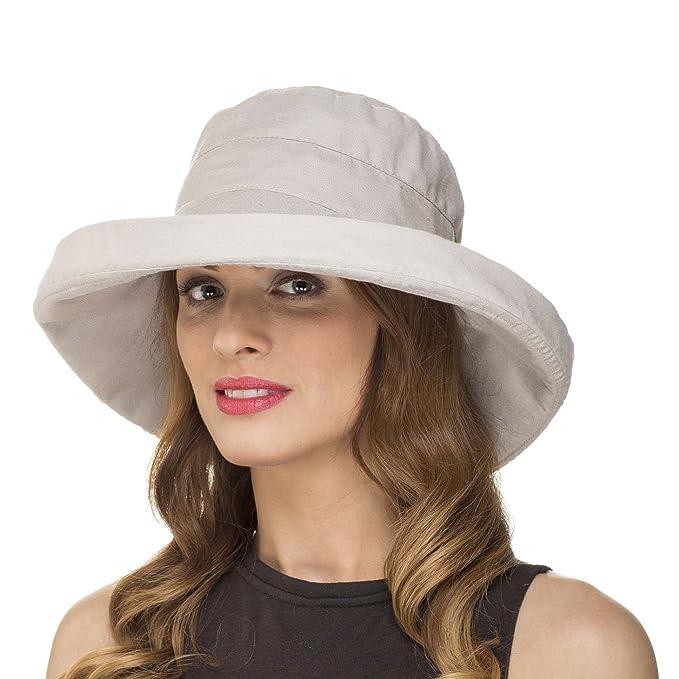 LP1304 Cappello estivo da donna a tesa larga d200705106bd