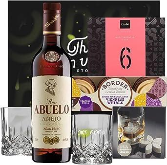 Ron Abuelo Añejo Pack Regalo: Amazon.es: Alimentación y bebidas