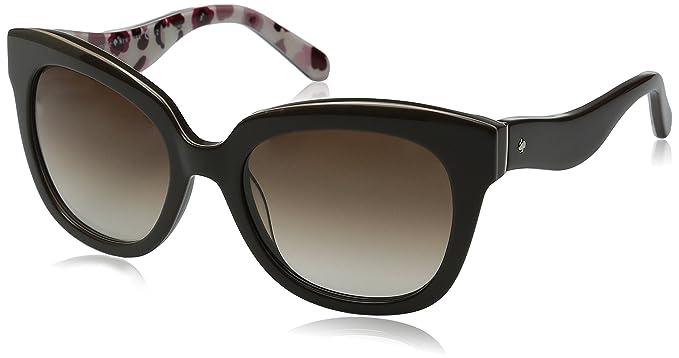 7c285c975c Kate Spade Women s Amberly Cateye Sunglasses