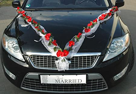 Orchid girlande car jewellery bridal couple decoration car orchid girlande car jewellery bridal couple decoration car accessories wedding car junglespirit Gallery