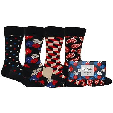 Préférence Happy Socks EDIZIONE LIMITATA PACCO REGALO: Amazon.it: Abbigliamento DC51