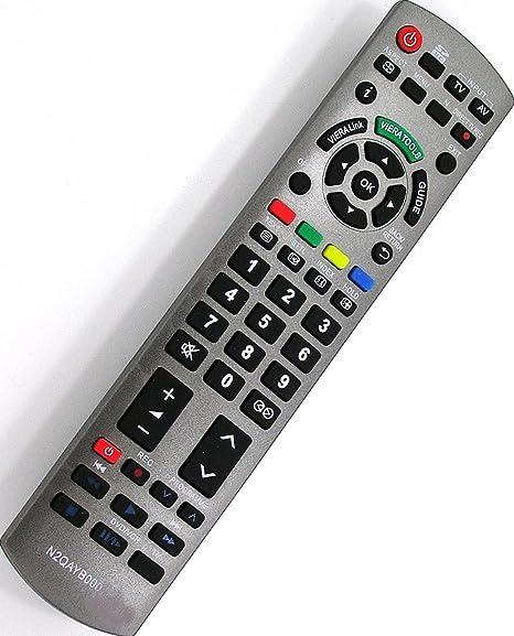 N2QAYB000328 Mando a distancia de sustitución para Panasonic: Amazon.es: Electrónica