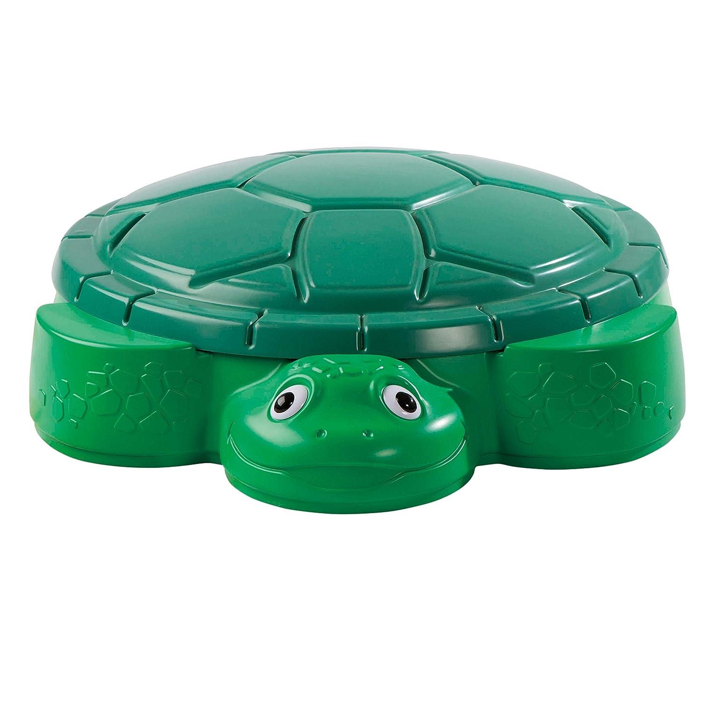 Amazon.com: Caja de arena de tortuga Little Tikes: Toys & Games