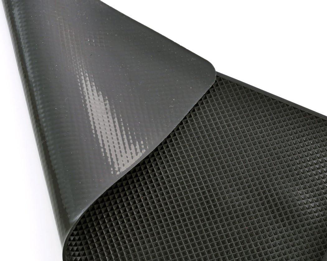 DONGJIE Auto-Schl/üssel-Startkarte Anti-Rutsch-Matten Anti-Rutsch-Silikon-Auflage Tesla Anti-Rutsch-Automotive Zubeh/ör Ersatz f/ür Modell 3