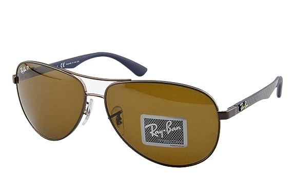 394ca3dfa2 Ray-ban Unisex - Adults Mod. 8313 Sunglasses