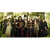 Once Upon a Time Main Cast in Enchanted Forest Fantasy Drama Fairy Tale TV Television Show Print (Unframed 12x24 Poster)