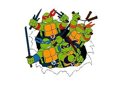 Amazon.com: Teenage Mutant Ninja Turtles 90s TMNT Photo ...