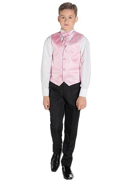 online retailer 86c85 d4840 Paisley of London, Pantaloni Tuta Gilet, Paggetto Vestito ...