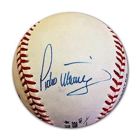 Desconocido Pedro Martinez - Balón de béisbol autografiado de la ...