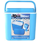Target Homewares® 24 Litre Large Cool Box - Perfect for Picnic Beach Camping - Fully Insulated Ice Cool Box