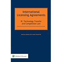 International Licensing Agreements: IP, Technology Transfer and Competition Law (English Edition)
