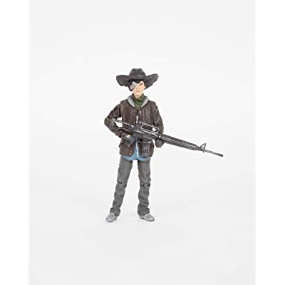 McFarlane Toys The Walking Dead Comic Series 4 Carl Grimes Action Figure: Toys & Games