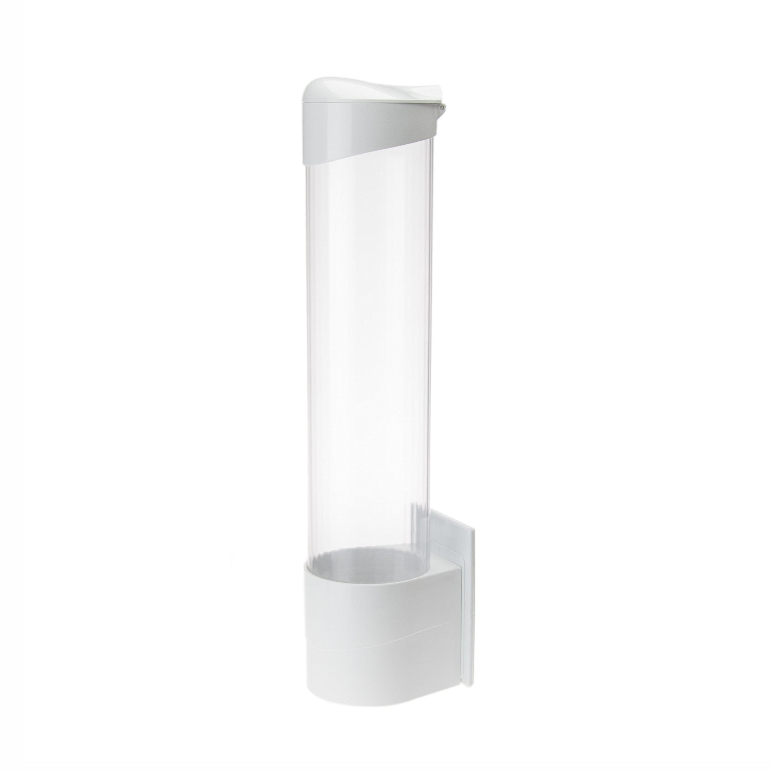 Uviviu Disposable Cup Dispenser,Cups holder Storage Rack for Water Cooler
