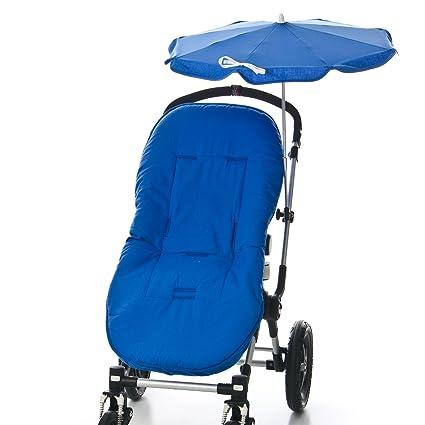 COLCHONETA AZUL para silla paseo universal. Incluye ...