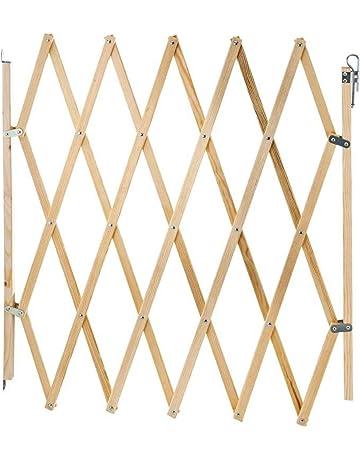 Provence Outillage 5249 - Barrera de madera extensible