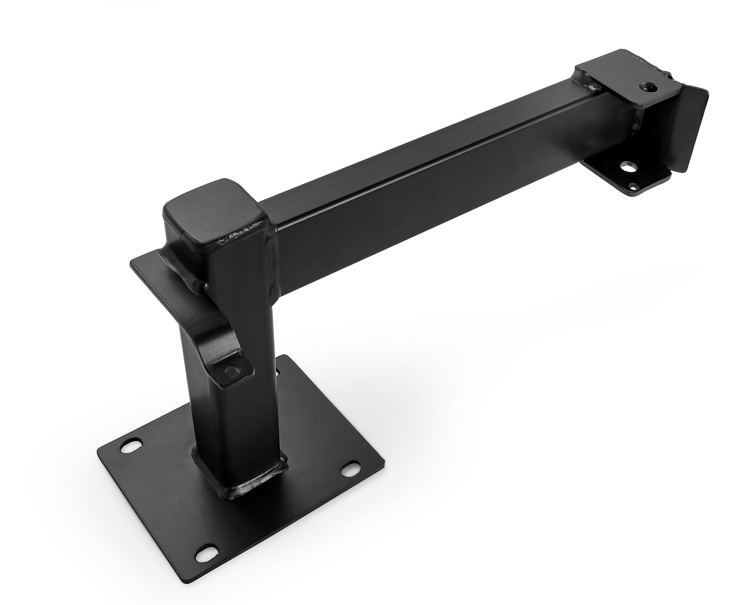 Camco Articulating 4'' RV Bumper, Compatible Attach to Standard Grill Mounting Rail (58174)