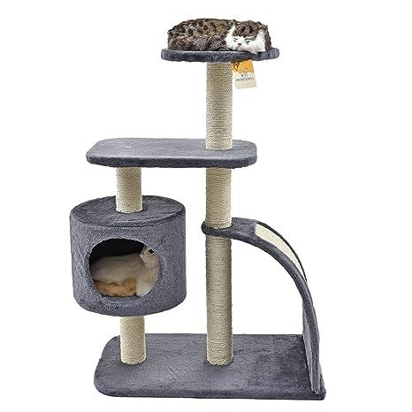 Pawz® - Rascador para Gatos de Carretera con diseño de árbol de Gato para Gatos