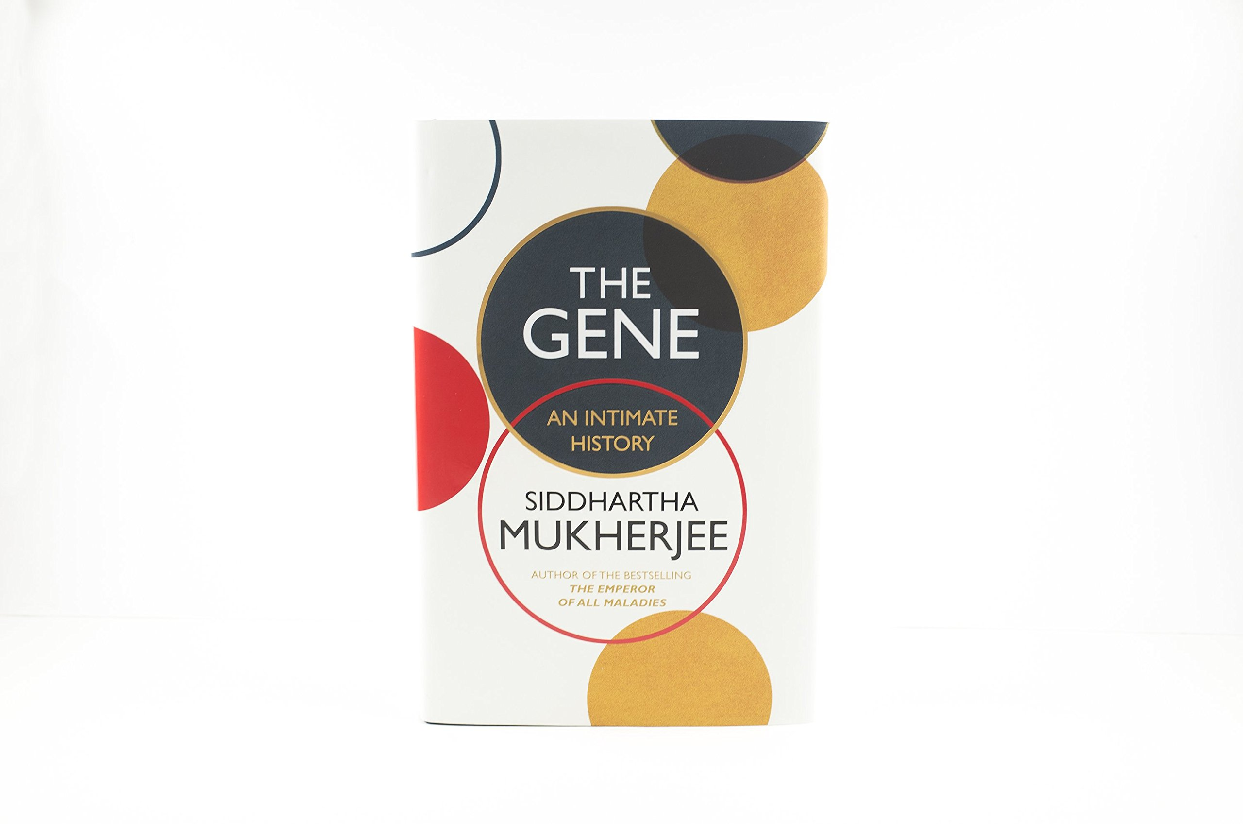 The Gene: An Intimate History: Amazon: Siddhartha Mukherjee:  9781847922632: Books