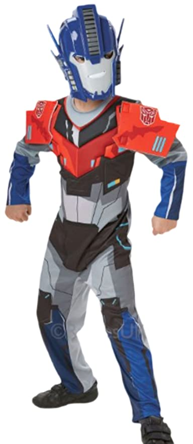 acquista per il più recente prezzo più basso Più votati Carnevale Bud - ragazzi Optimus Prime Transformers Costume ...