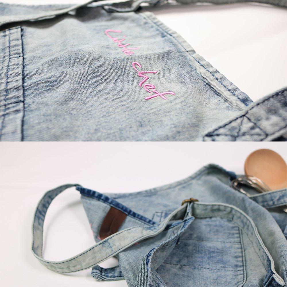 Weeyi - Pantalones vaqueros para niños (tamaño pequeño ...