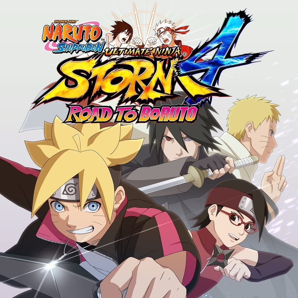 Amazon.com: Naruto Shippuden: Road to Boruto - Xbox One ...